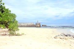 Widok na ocean w Indonezja Obrazy Stock