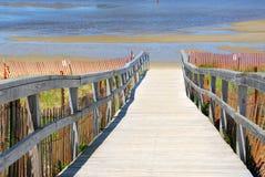 widok na plaży Zdjęcie Royalty Free