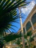 Widok na wierzchołku od podwórza Museam Hawański zdjęcie royalty free