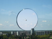 Widok nad Antwerp, Zdjęcie Stock