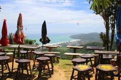 Widok nad Phuket Fotografia Royalty Free