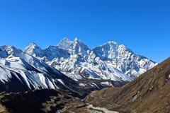 Widok Nepalscy himalaje Fotografia Royalty Free