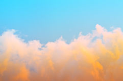 Widok niebo Obrazy Stock