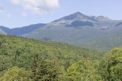 Widok od bazy góra Waszyngton, Gorham NH Obraz Royalty Free
