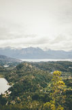 Widok od Cerro Campanario Zdjęcie Stock