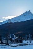 Widok od Cerro Rycynowego Fotografia Royalty Free