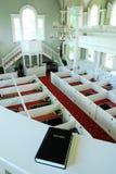 Widok od Chórowego Loft Zdjęcia Royalty Free