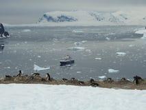 Widok od Danco wyspy Fotografia Stock