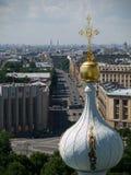 Widok od dzwonkowy wierza Zdjęcia Stock