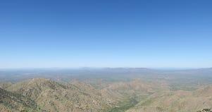 Widok od Kitt szczytu AZ Obrazy Stock