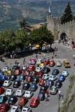 Widok od San Marino wierza zdjęcie stock