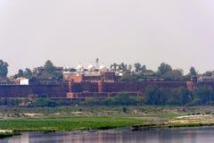 Widok od Taj Mahal Zdjęcia Royalty Free