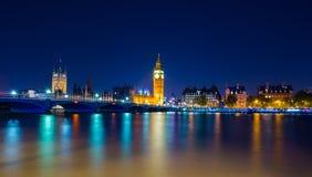 Widok od Thames Obraz Stock