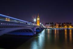 Widok od Thames Obrazy Stock