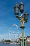 Widok od Westminister mosta, Londyn obrazy stock