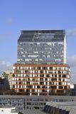 Widok okręg Boulogne Billancourt obraz stock