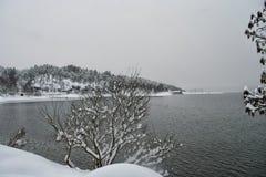 Widok oslofjord Obrazy Stock