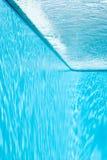 widok pływania w środku basenu Obraz Royalty Free