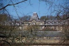 Widok palace hotel zdjęcia stock
