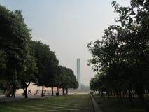 Widok park zdjęcie stock