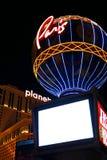 Widok pasek w Las Vegas Zdjęcia Royalty Free