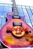 Widok pasek w Las Vegas Fotografia Royalty Free