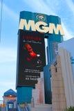 Widok pasek w Las Vegas Obrazy Stock