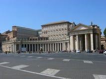 Widok piękni budynki na St Peter kwadracie zdjęcia royalty free
