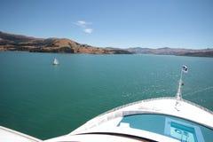 Widok, południowy Nowa Zelandia Zdjęcia Stock