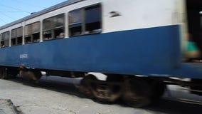 Widok pociąg w Guantanamo zbiory