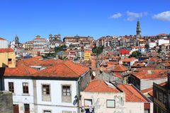 Widok Porto Fotografia Stock