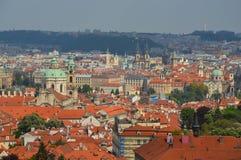 Widok Praga Zdjęcie Stock