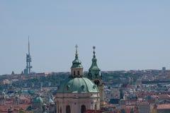 Widok Praga Fotografia Stock