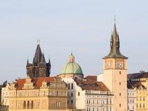 Widok Praga, republika czech Zdjęcia Stock