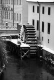 Praga w zimie Zdjęcia Stock