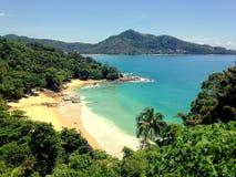Widok przy Phuket Obrazy Royalty Free