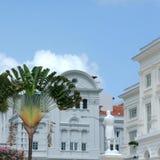 Widok Raffles miejsce zdjęcie royalty free