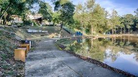 Widok Rekreacyjny park Zdjęcia Stock