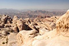 widok rumowy wadi Obraz Royalty Free