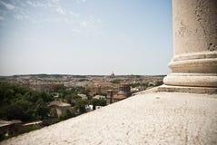 Widok Rzym Fotografia Stock