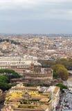 widok rzymu Obrazy Royalty Free