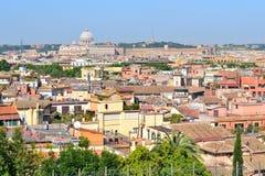 widok rzymu Obraz Royalty Free