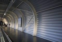 Widok Schipol lotnisko fotografia royalty free