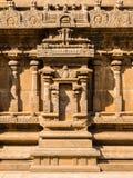 Widok Sri Jalakandeswarar świątynia w Vellore zdjęcie stock