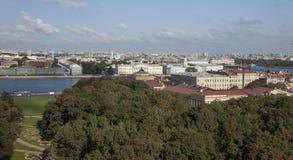 Widok St Petersburg fr Fotografia Royalty Free