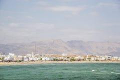 Widok Sura w Oman Obrazy Stock