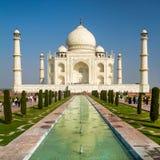 Widok Taj Mahal, Agra Zdjęcie Royalty Free