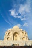 Widok Taj Mahal w Agra Obrazy Royalty Free