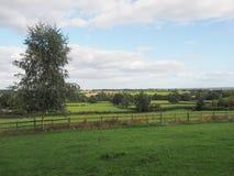 Widok Tanworth w Arden zdjęcia stock