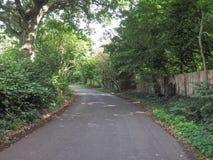 Widok Tanworth w Arden zdjęcie stock